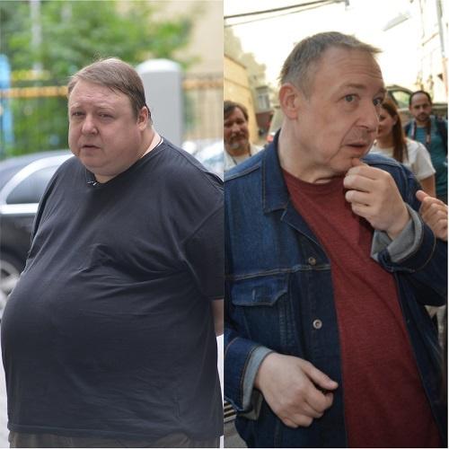 Ранее Семчев весил 200 кг, теперь — вдвое меньше