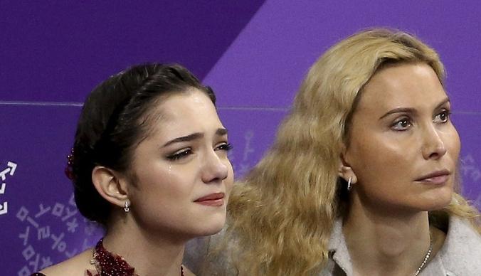 Евгения Медведева решила вернуться к Этери Тутберидзе