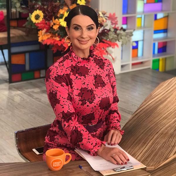 Екатерина Стриженова придерживалась диеты весь год
