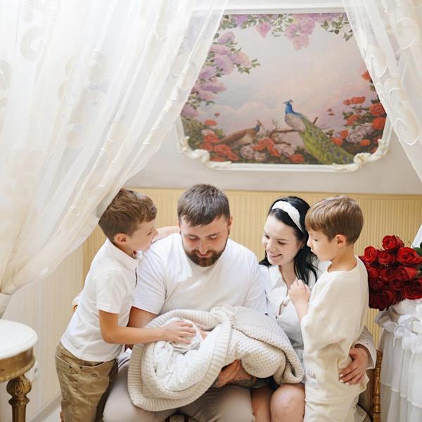 Сначала Маргарита и Максим ждали дочку, но у пары родился сын.