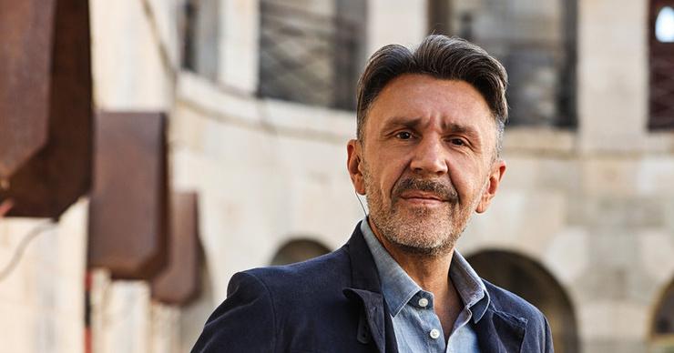 Сергей Шнуров стал ведущим нового «Форт Боярда»