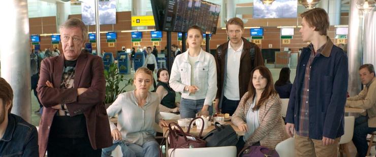 Проектом сразу заинтересовались ведущие актеры России