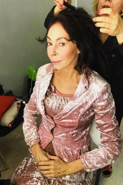 За последние годы внешность Марины Хлебниковой сильно изменилась