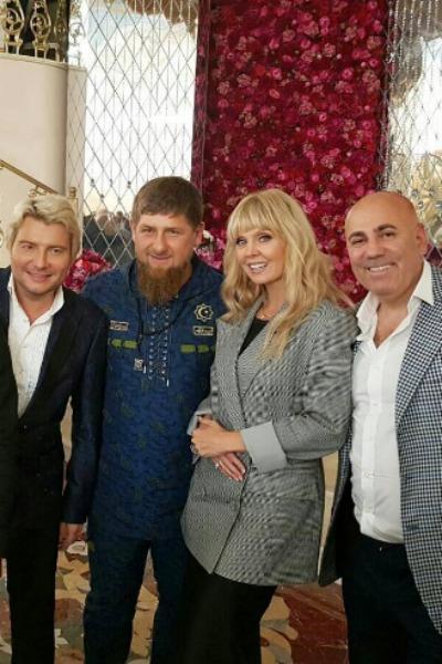 Среди гостей на празднике оказались Николай Басков, Валерия, Иосиф Пригожин и другие