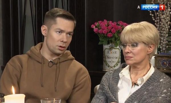 Стас Пьеха и Илона Броневицкая