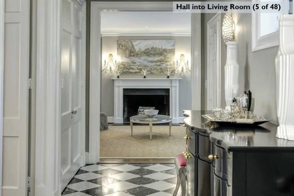 коридор в гостиную