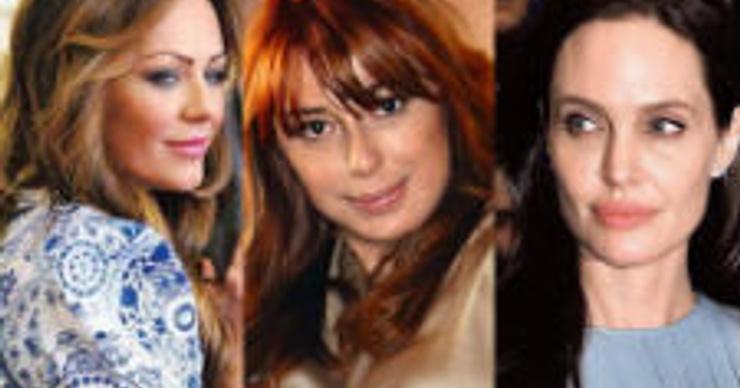 Несчастливы вместе: почему на самом деле распались семьи Началовой, Апиной и  Джоли
