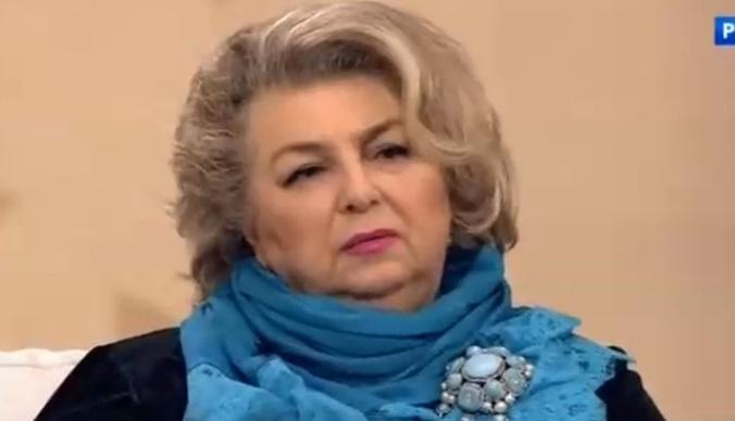Татьяна Тарасова смирилась с отсутствием детей