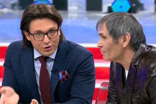 Бари Алибасов рассказал о разрыве с женой в студии у Андрея Малахова