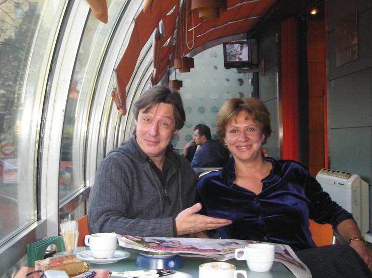 Михаил и Анастасия Ефремова