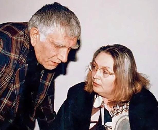 Армен Борисович и Татьяна Власова
