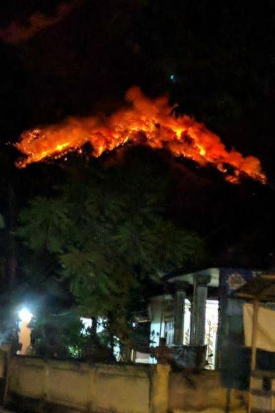 В последние месяцы вулкан часто извергается