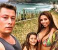 Певица Габриэлла сбежала с семьей в Бразилию