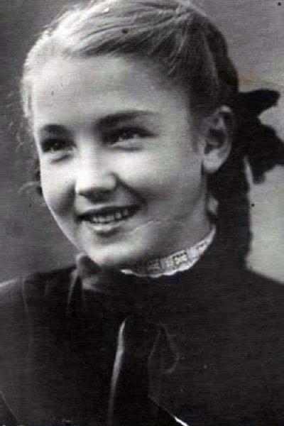 Светлана Жильцова была идеальной пионеркой