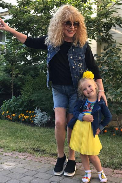 Пугачева обожает отдыхать вместе с детьми