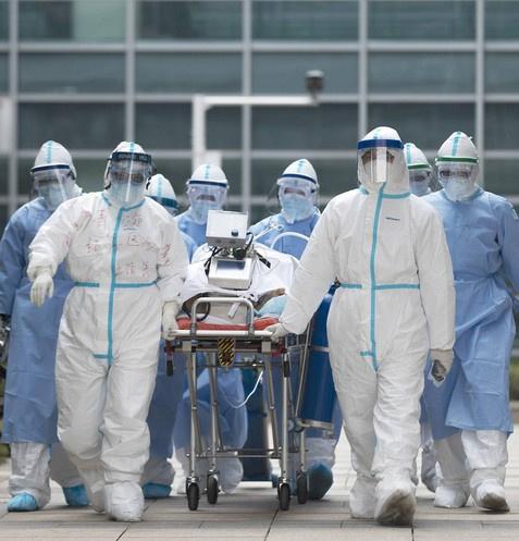 Эксперты говорят о том, что эпидемия пойдет на спад