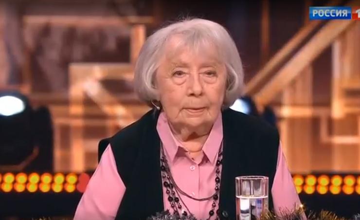 Тамара Кузина отметит 100 лет