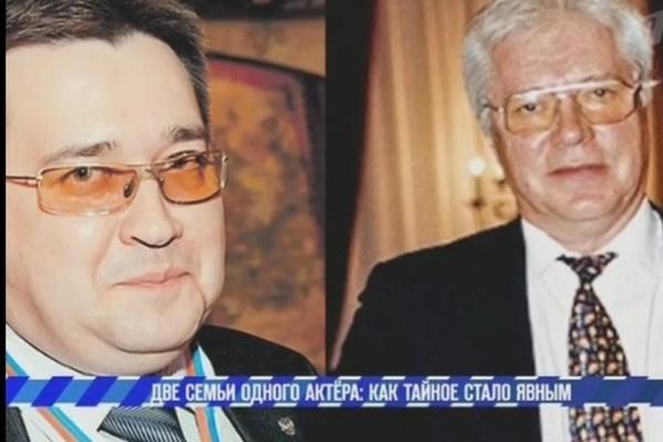 Евгений Гвоздиков подозревал, что сын Федор не от него