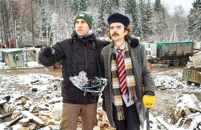 Алексей Смирнов и Антон Лапенко