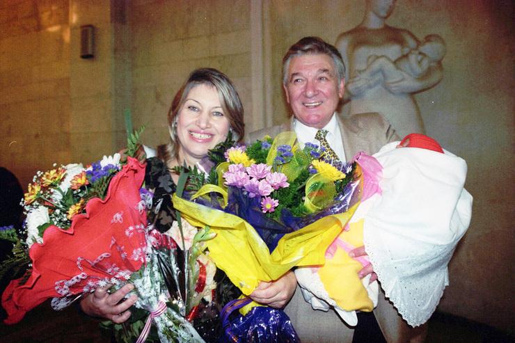 До брака Людмила встречалась с артистом почти 17 лет