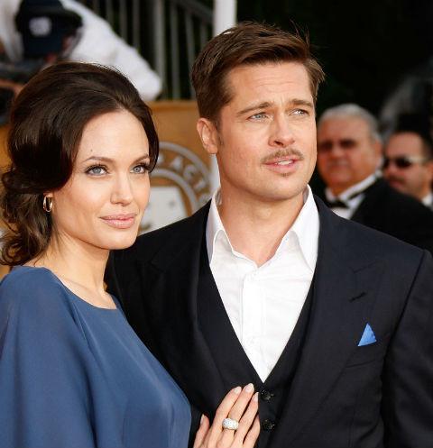 «Решила расстаться ради благополучия моей семьи»: Анджелина Джоли о разводе с Брэдом Питтом