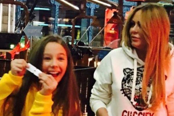 У 12-летней дочери Юлии Началовой были прекрасные отношения с мамой