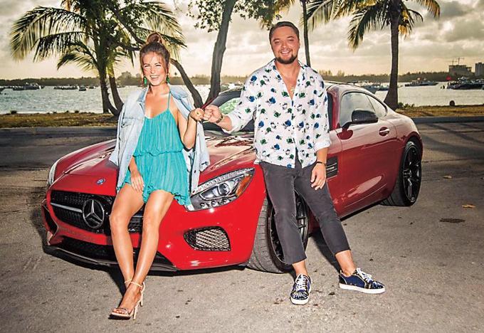 Марк Пугачев помог артистке с организацией быта в Майами