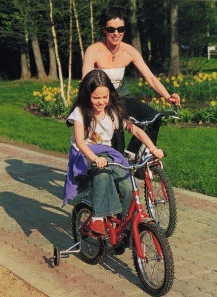 Дарья Авратинская и Ирина Апексимова