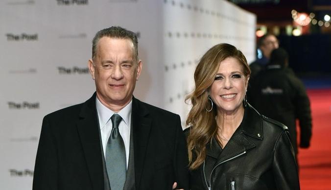 Тома Хэнкса с женой выписали из больницы после лечения от коронавируса