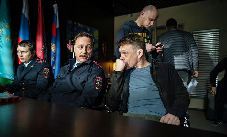 Герой Дронова — антагонист майору Макарову