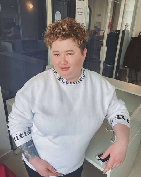 Зарина Голубцова