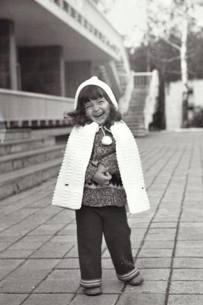 Ольга с малых лет мечтала о сценической карьере