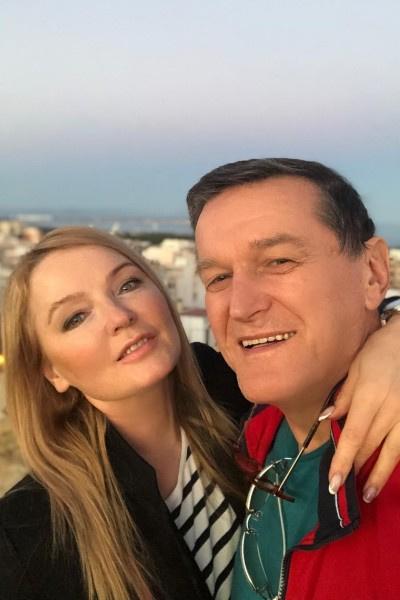 Лариса Вербицкая живет с Александром Дудовым уже 34 года