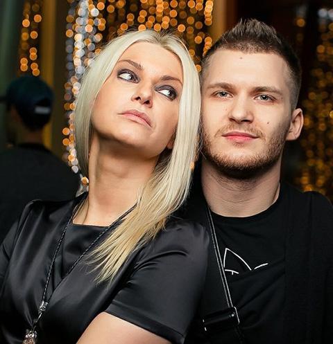 Татьяна Ларина и Юлий Миткевич-Далецкий