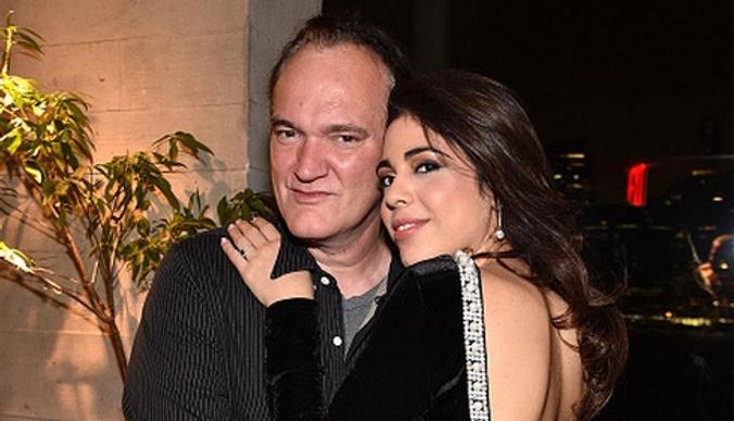 Квентин Тарантино женился на певице