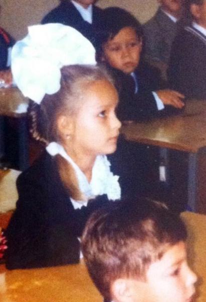 Ханна с детства хотела стать певицей