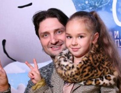 Эдгард Запашный впервые вывел в свет детей