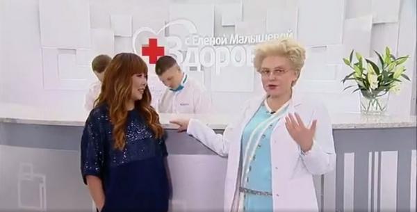 Анита Цой и Елена Малышева