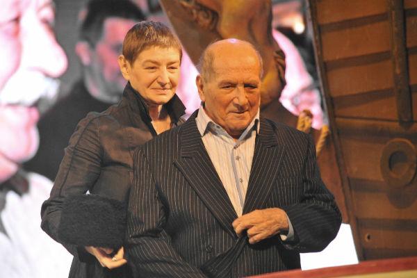 Екатерина с отцом, Львом Дуровым