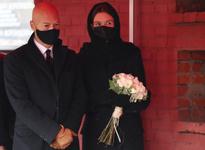 Федор Бондарчук похоронил маму Ирину Скобцеву — репортаж