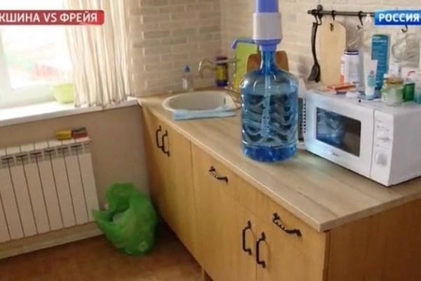 На кухне Анны — минимальное количество электроприборов