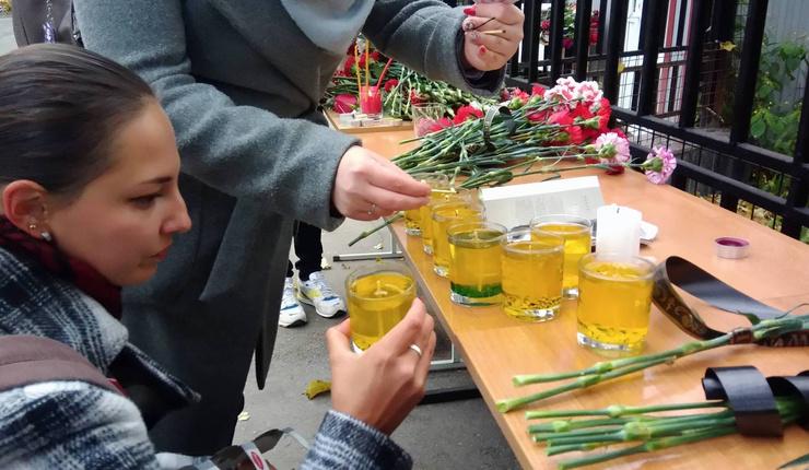 Вся Россия скорбит по жертвам пермской трагедии
