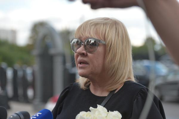 Композитор Ирина Грибулина