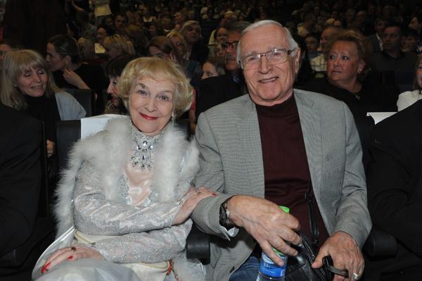Татьяна Львовна тяжело переживала смерть мужа
