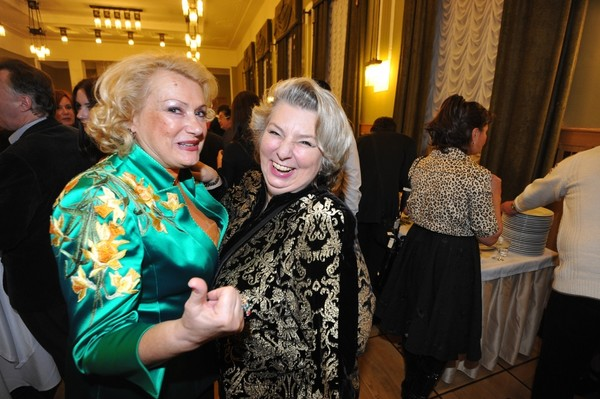 Татьяна Тарасова и Елена Чайковская уже давно забыли старые обиды