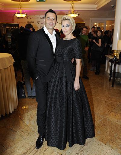 Стас Костюшкин с женой Юлией