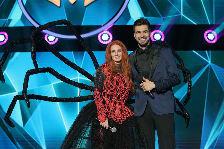 Зрителям понравилось выступление артистки в шоу «Маска» на НТВ