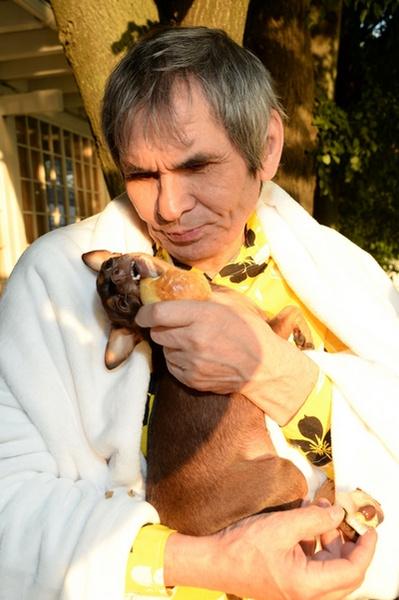 Бари Алибасов тяжело переживал смерть любимого кота