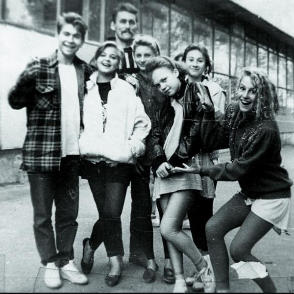 Школьные друзья Пеговой первыми узнали о ее актерских планах
