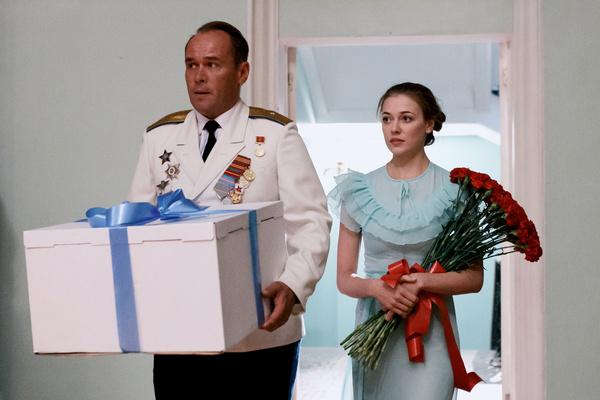 Героиня Александры вела переписку с персонажем Аверина